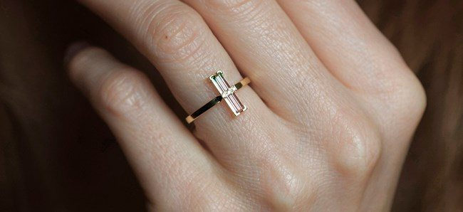 The best unusual engagement rings