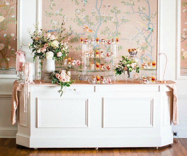 Why you need a gourmet grazing station at your wedding