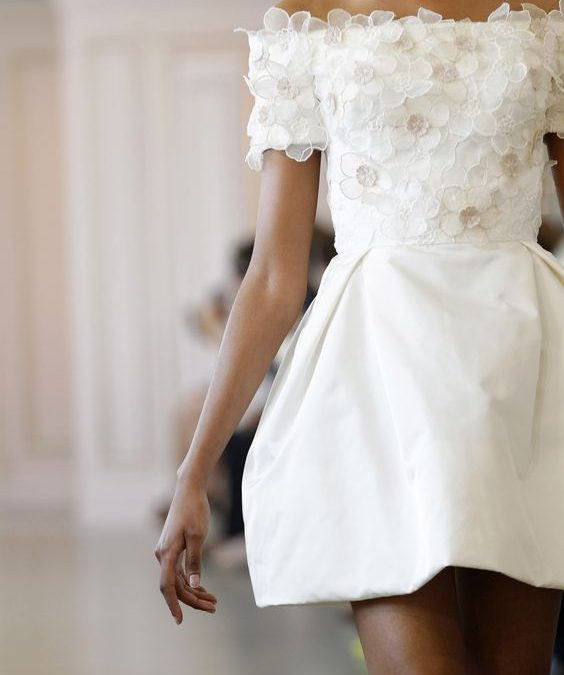 Say 'Yes' to a Reception Dress