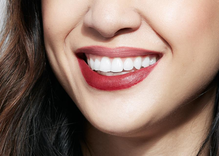 Get the Look: Two-Tone Lips