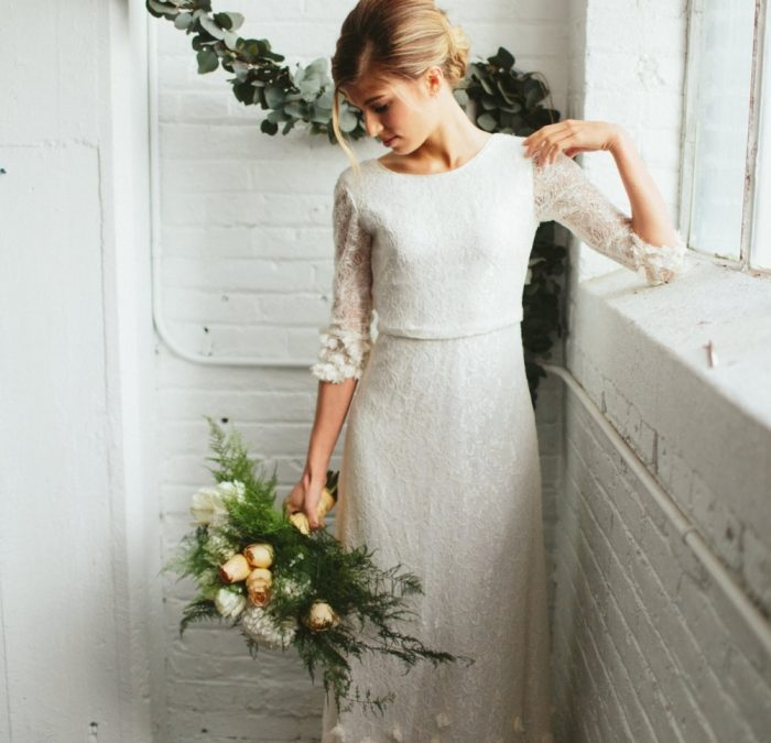 10 Timeless Lace Gowns That We Adore