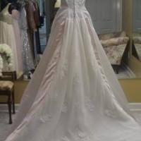 Michaelangelo Size 4 Wedding Gown